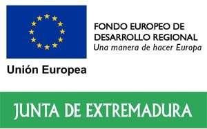 Espectáculos Vera es beneficiaria con Ayudas para la recuperación y reactivación de la hostelería, turismo, comercio y otros sectores más afectados por la crisis sanitaria otorgada por la Junta de Extremadura y cofinanciadas por la Unión Europea a través del Fondo de Desarrollo Regional (FEDER)